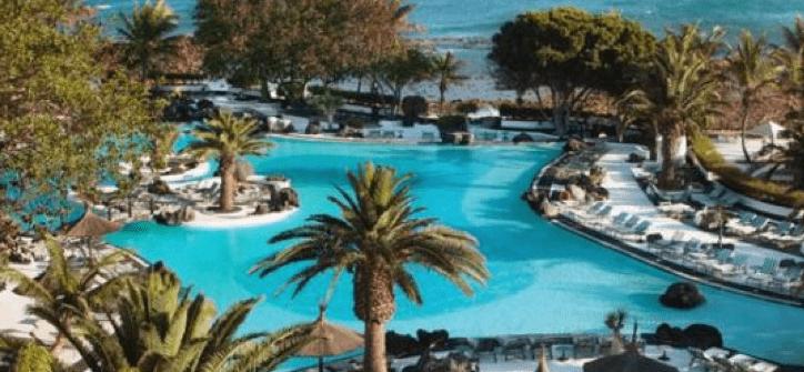 Los mejores hoteles de lujo en Lanzarote