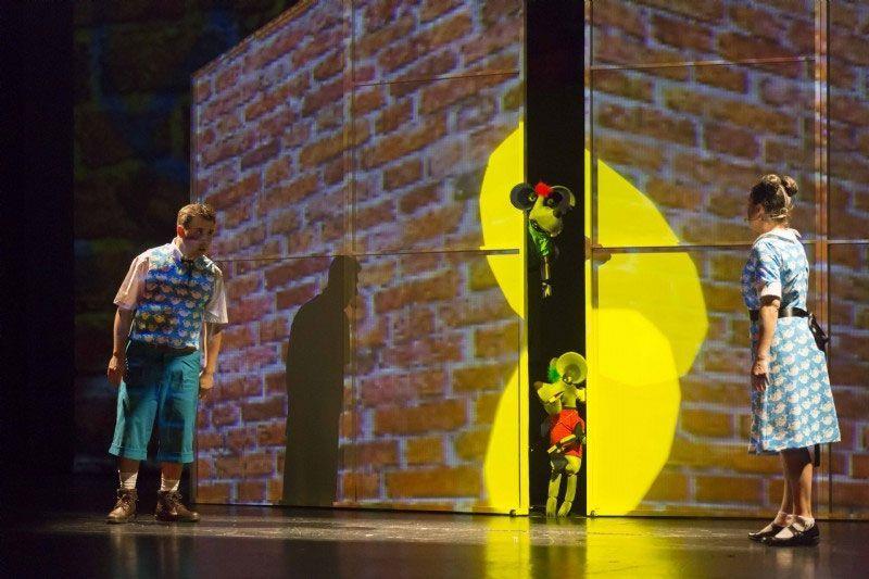 Hansel y Gretel teatro arrecife