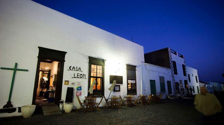 Biorestaurante Hespérides (Teguise)