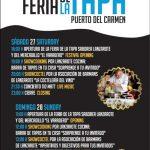 III Feria de la Tapa en El Varadero de Puerto del Carmen (Sábado 27 y domingo 28 de septiembre)