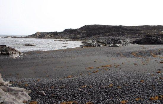 Las Malvas Beach (Tinajo)