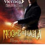 Noche de Magia en Marina Lanzarote (Viernes, 05 de agosto)