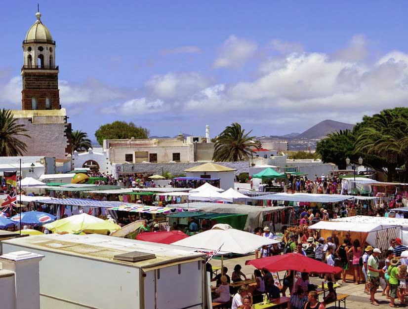 Markets in Lanzarote