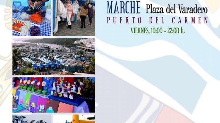 Mercadillo de La Tiñosa, Puerto del Carmen (Todos los viernes)