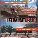 V MTB-XC AJEI I Eliminator XCE San Bartolomé (Sábado 06 y domingo 07 de junio)