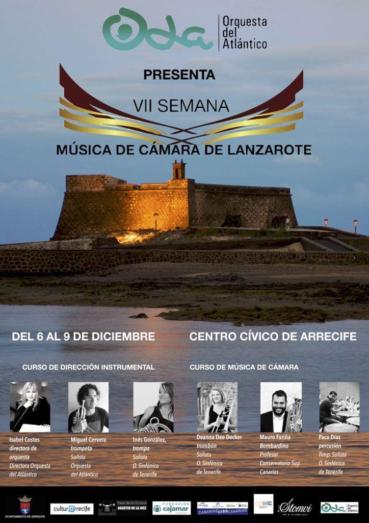 Semana de Música de Cámara de Lanzarote 2018