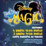 Disney Magic Teguise 2018 (4 y 5 de enero)