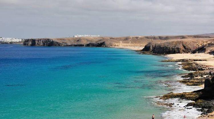 Una de las mejores playas del mundo está en Lanzarote