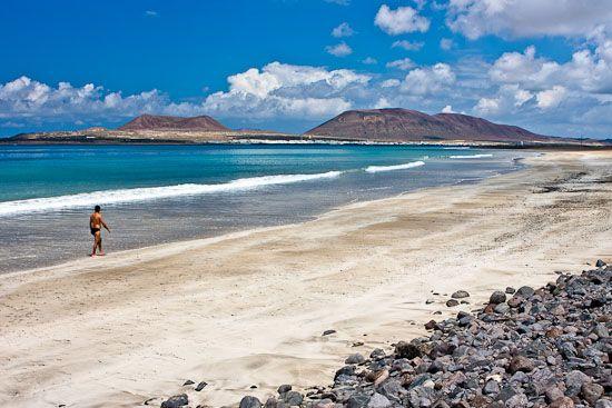Playa Bajo el Risco (Yé)