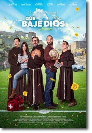 cines lanzarote deiland Que baje Dios y lo vea