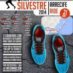 San Silvestre Conejera Arrecife 2014 (Miércoles, 31 de diciembre)