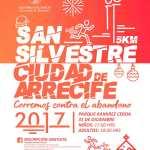 San Silvestre 2017 Ciudad de Arrecife (Domingo, 31 de diciembre)