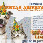 Jornada de Puertas Abiertas de la Protectora de Animales y Plantas SARA