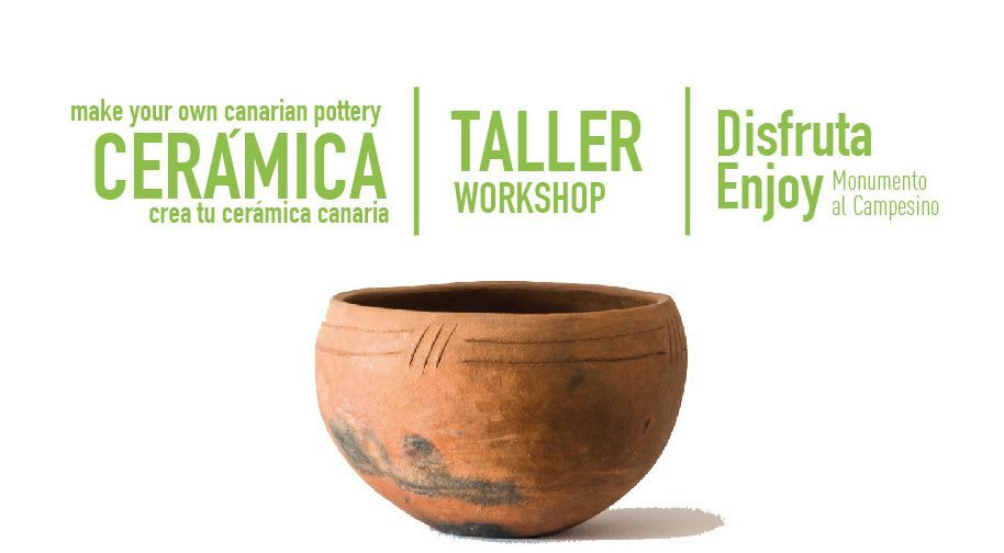 taller ceramica lanzarote