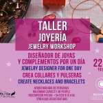 Taller de joyería Biosfera Plaza (Sábado, 22 de abril)