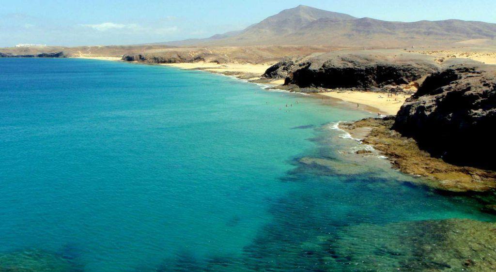 Playas de Papagayo (Playa Blanca)