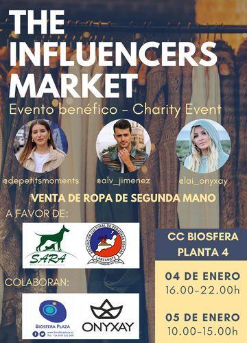 the influencers market 2019 ropa segunda mano biosfera