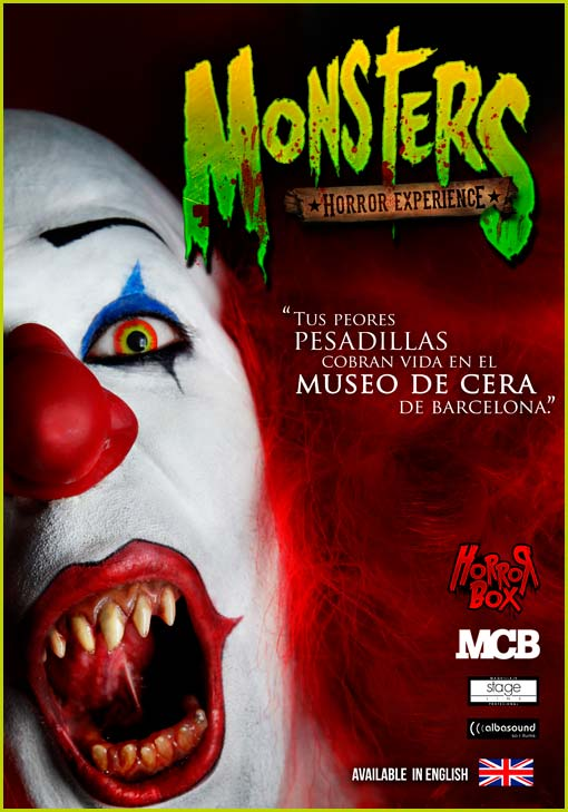 monsters horror experience cartel