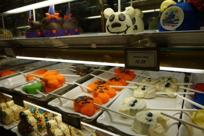 Tienda de dulces especiales Halloween