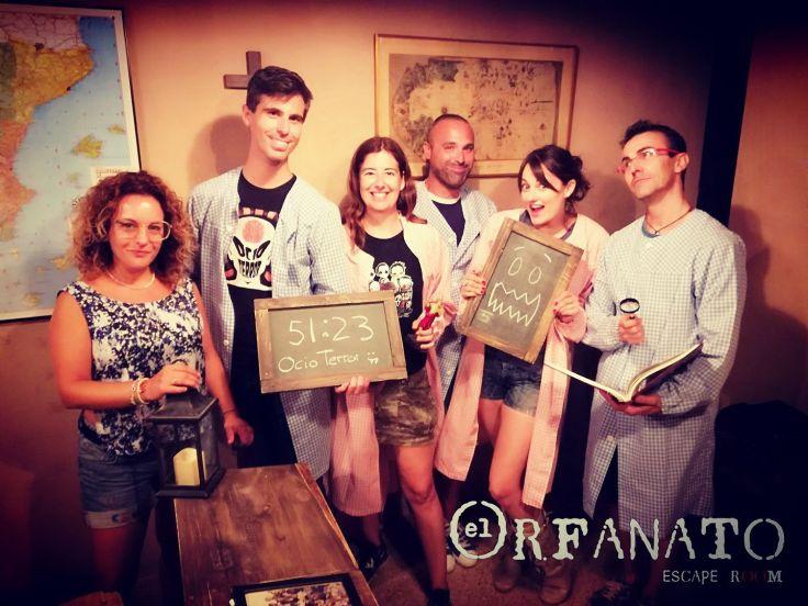 El Orfanato Room Escape