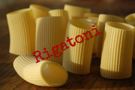Rigatoni Pasta | Photo ©OCKstyle