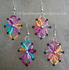 ANKARS earrings, Corina Meyfeldt