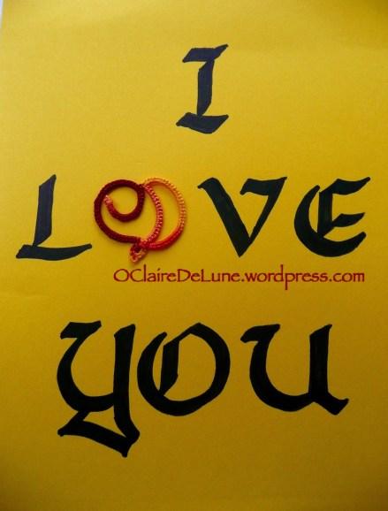 Kiss Curl Heart, Nicola Bowersox