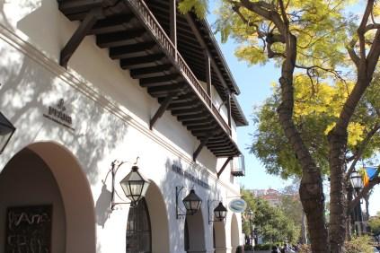 Vacker byggnad