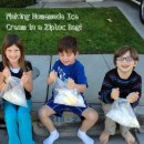 How to Make Ice Cream in a Ziploc Bag