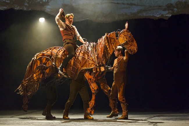 War horse Segerstrom Center for the Arts