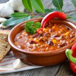 Valentine's Day Red Chili Recipe