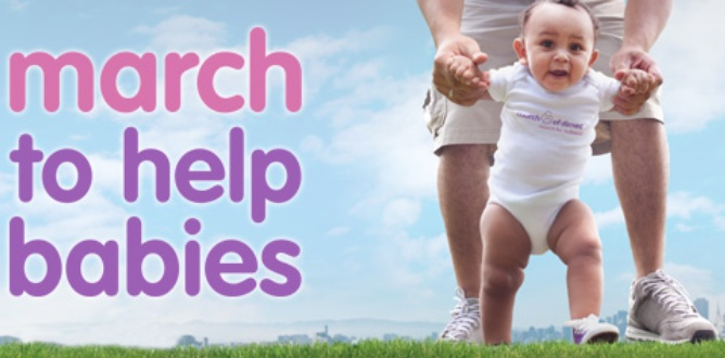 March to help Babies