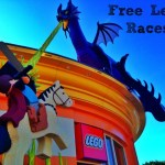 Free Lego Races at Downtown Disney