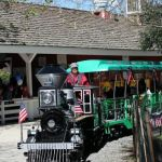 Irvine Park Railroad 17th Anniversary Celebration