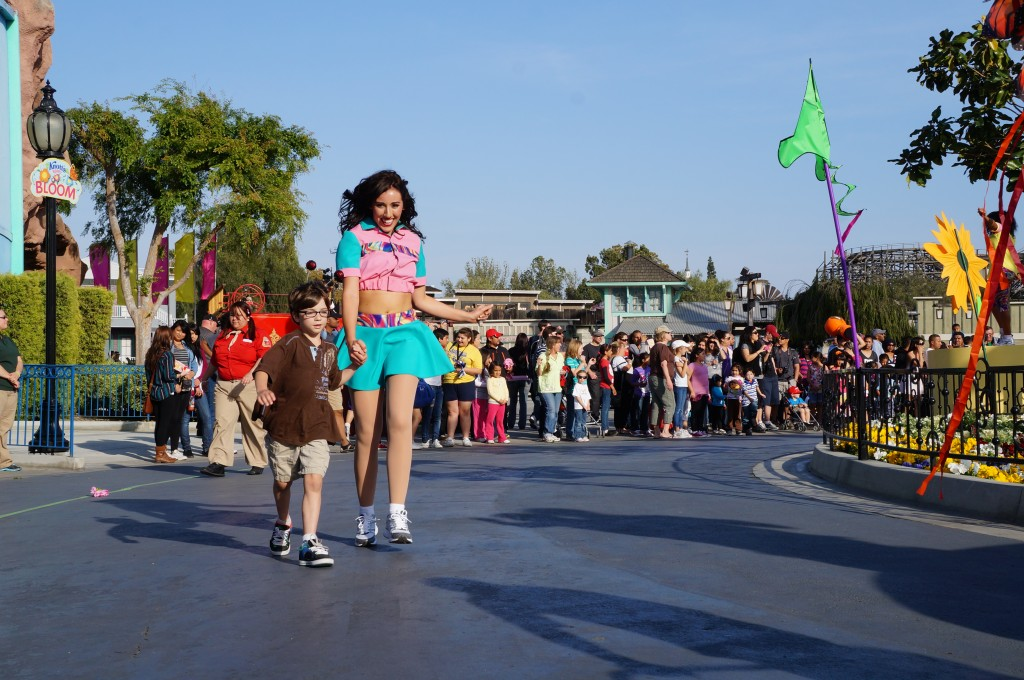 Knotts Berry Bloom Event