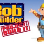 Pizza with Bob the Builder at Discovery Science Center
