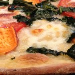 Kale and Sweet Potato Pizza with Burrata Recipe