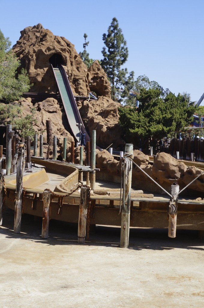 Knott's Berry Farm Log Ride
