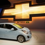 The 2014 Chevrolet Spark EV Available in California and Oregon Mid-June