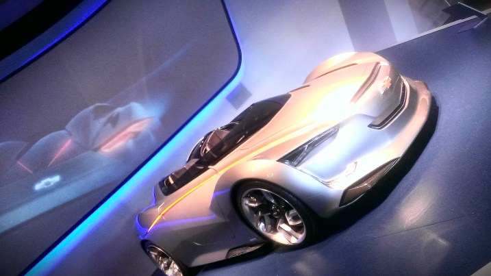 experience the chevrolet test track