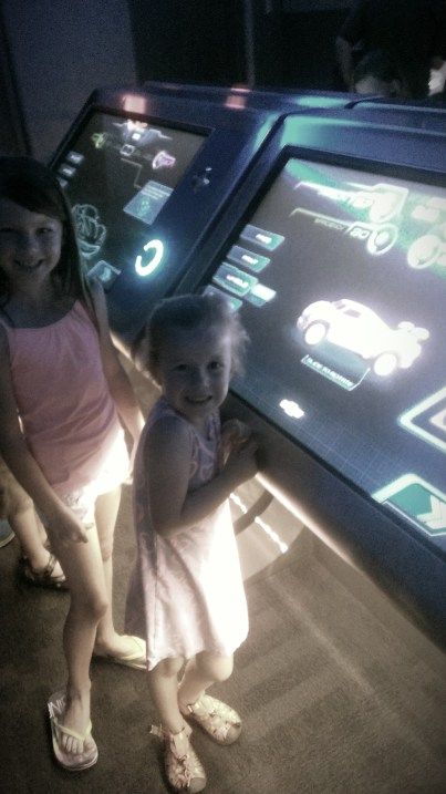 compete at the chevrolet test track