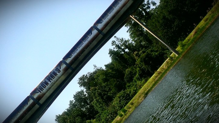 Bay Lake Boat Rentals Monorail