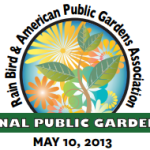 National Public Gardens Day – May 10th
