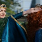 Merida's Royal Celebration #DisneySMMoms