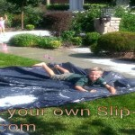 How to Make your own Slip N Slide