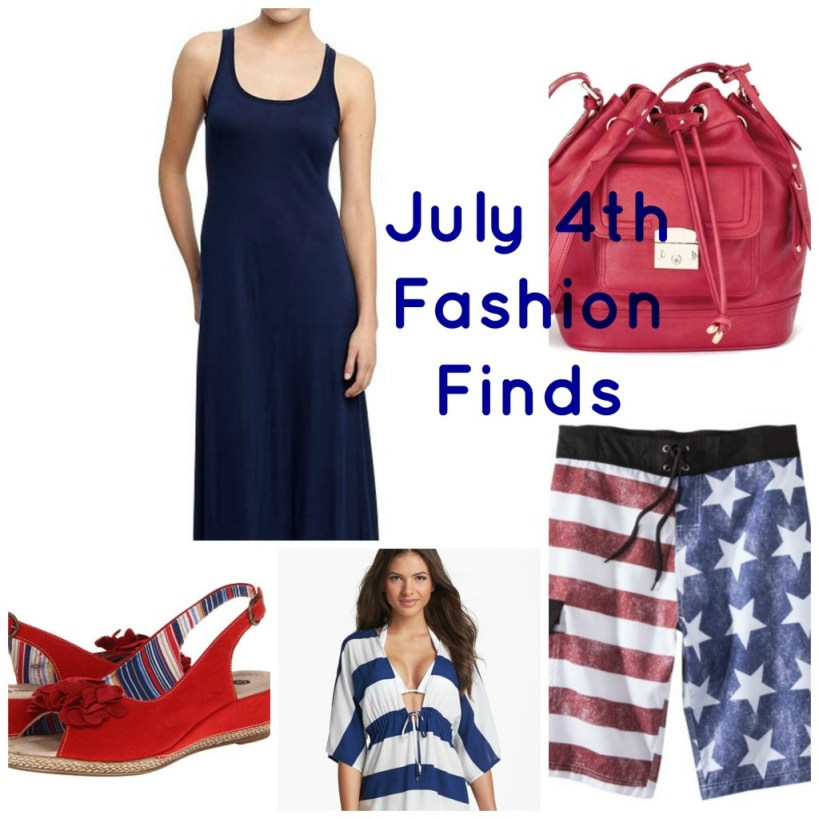 July 4th Fashion Featured