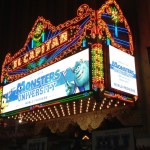 Monsters University Comes to the El Capitan Theatre