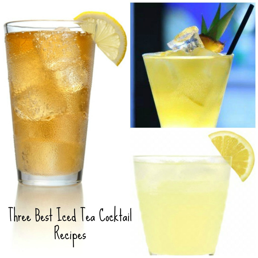 Three Best National Iced Tea Day Cocktail Recipes