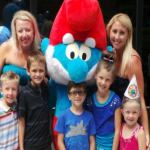 Smurftastic Party!