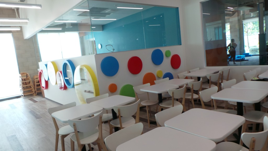 Fun for Children at Playland Cafe in Irvine
